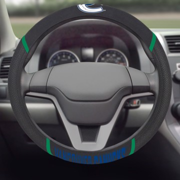Picture of Vancouver Canucks Steering Wheel Cover