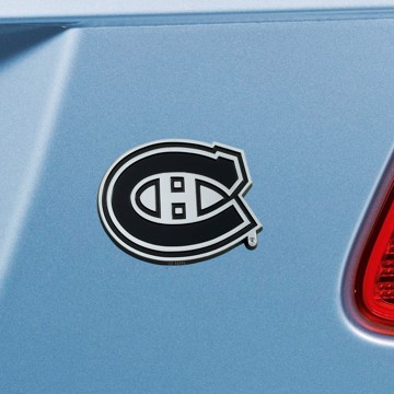Picture of NHL - Montreal Canadiens Emblem - Chrome
