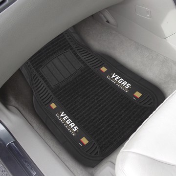 Picture of NHL - Vegas Golden Knights Deluxe Car Mat Set