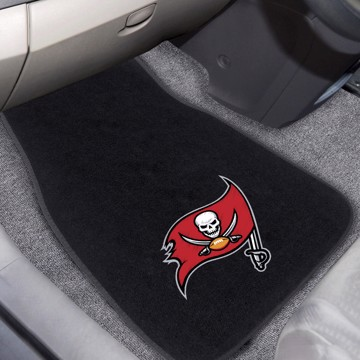 Picture of NFL - Tampa Bay Buccaneers Embroidered Car Mat Set