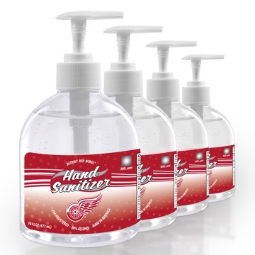 Picture of Detroit Red Wings 16 oz. Hand Sanitizer