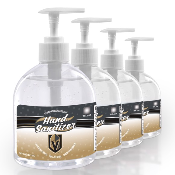 Picture of Vegas Golden Knights 16 oz. Hand Sanitizer