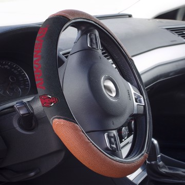 Picture of Arkansas Sports Grip Steering Wheel Cover