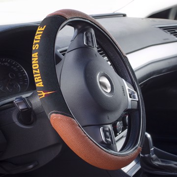 Picture of Arizona State Sports Grip Steering Wheel Cover