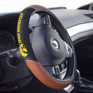 Picture of Iowa Sports Grip Steering Wheel Cover
