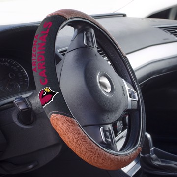 Picture of Arizona Cardinals Sports Grip Steering Wheel Cover
