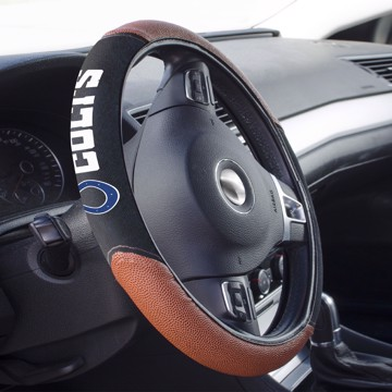 Picture of Indianapolis Colts Sports Grip Steering Wheel Cover