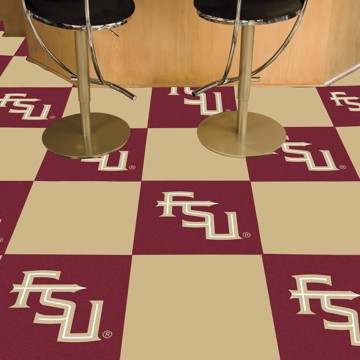 Picture of Florida State Team Carpet Tiles