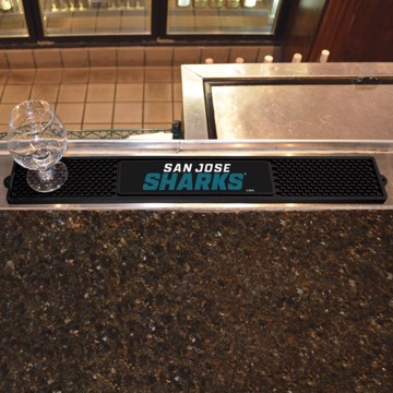 Picture of NHL - San Jose Sharks Drink Mat