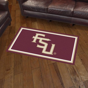 Picture of Florida State 3'x5' Plush Rug