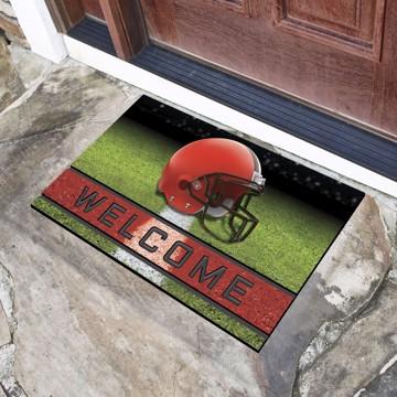 Picture of NFL - Cleveland Browns Crumb Rubber Door Mat