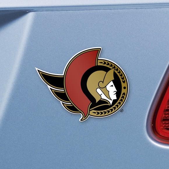 Picture of Ottawa Senators Color Emblem