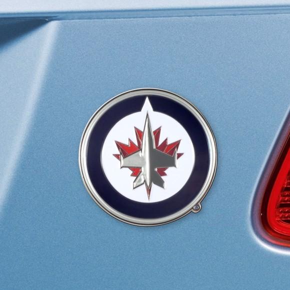 Picture of Winnipeg Jets Color Emblem
