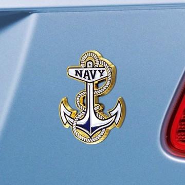 Picture of U.S. Naval Academy Emblem - Color