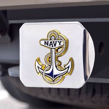 Picture of U.S. Naval Academy Hitch Cover