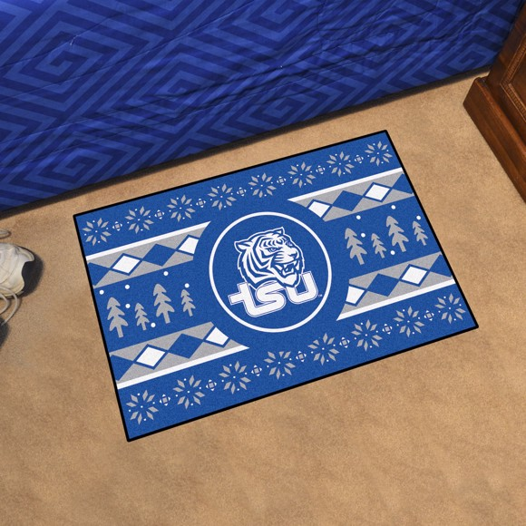 Picture of Tennessee State University Holiday Sweater Starter Mat
