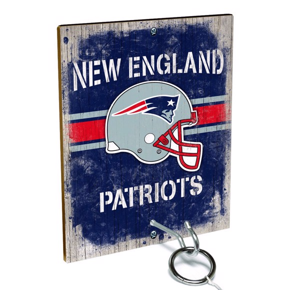 Picture of New England Patriots Hook & Ring Game
