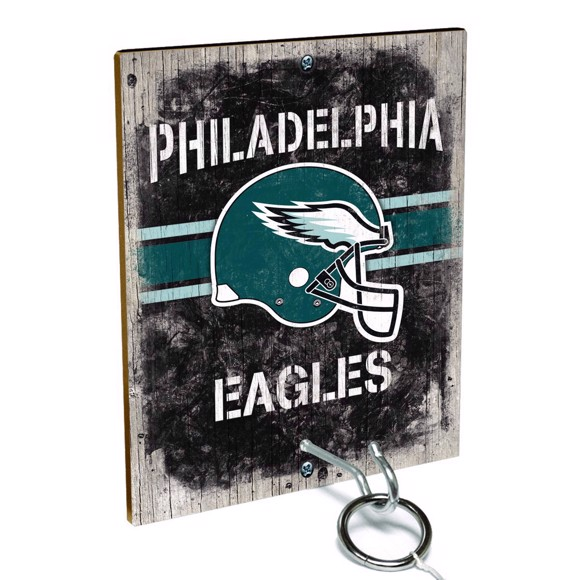 Picture of Philadelphia Eagles Hook & Ring Game