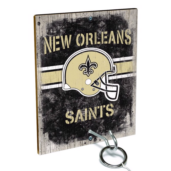 Picture of New Orleans Saints Hook & Ring Game