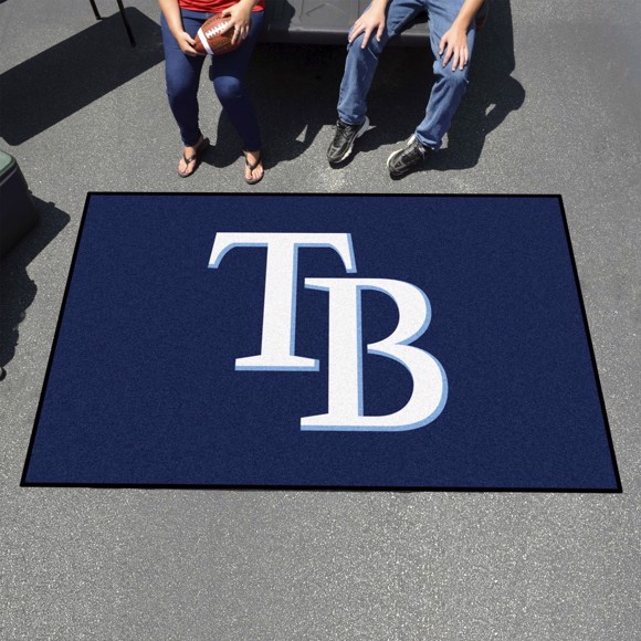 Picture of Tampa Bay Rays Ulti-Mat Alternate Logo