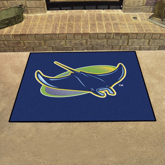 Picture of Tampa Bay Rays All-Star Mat Alternate Logo