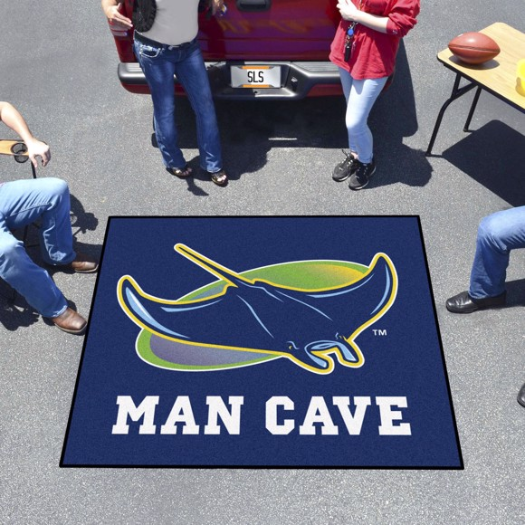 Picture of Tampa Bay Rays Man Cave Tailgater Alternate Logo