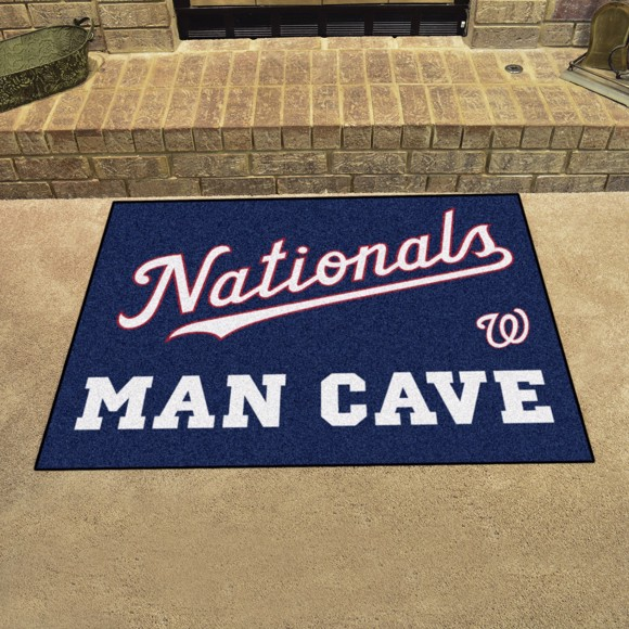 Picture of Washington Nationals Man Cave All-Star Alternate Logo
