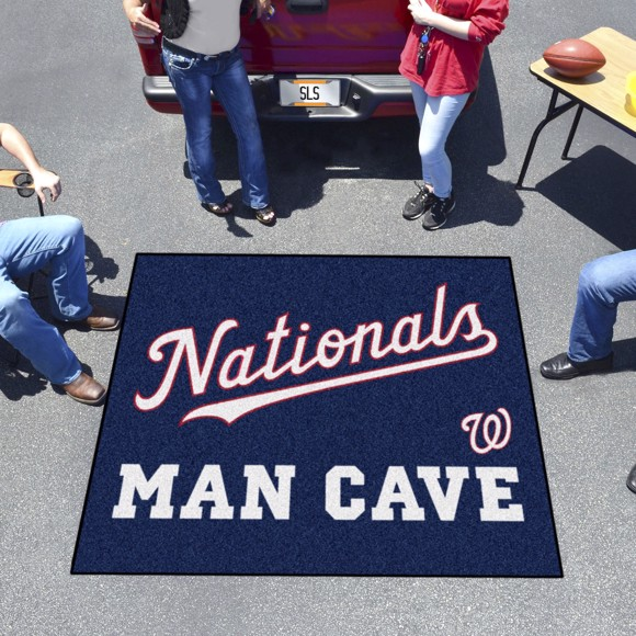 Picture of Washington Nationals Man Cave Tailgater Alternate Logo