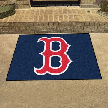 Picture of Boston Red Sox All-Star Mat Alternate Logo