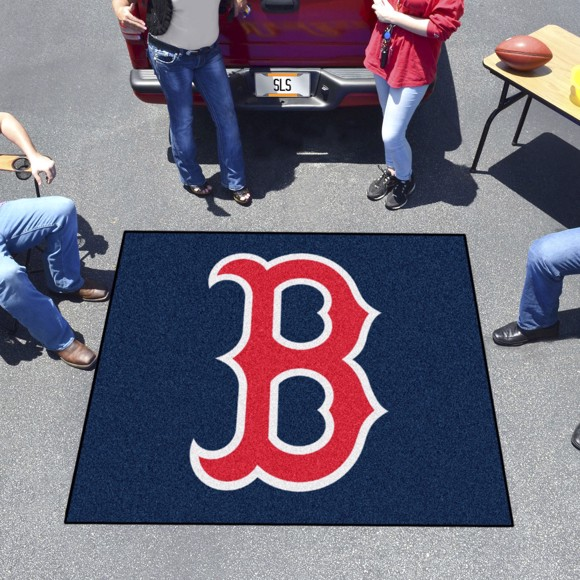 Picture of Boston Red Sox Tailgater Mat Alternate Logo