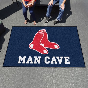 Picture of Boston Red Sox Man Cave UltiMat Alternate Logo