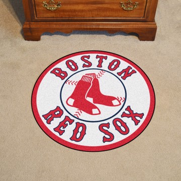 Picture of Boston Red Sox Roundel Mat Alternate Logo