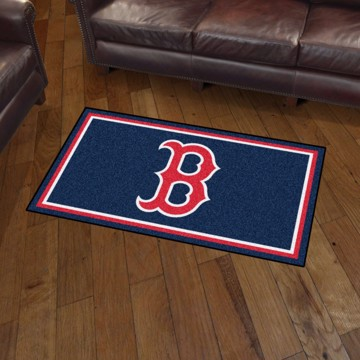 Picture of Boston Red Sox 3x5 Rug Alternate Logo