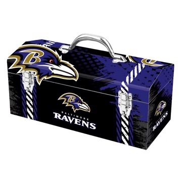 Picture of NFL - Baltimore Ravens Tool Box