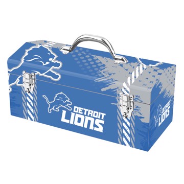 Picture of NFL - Detroit Lions Tool Box