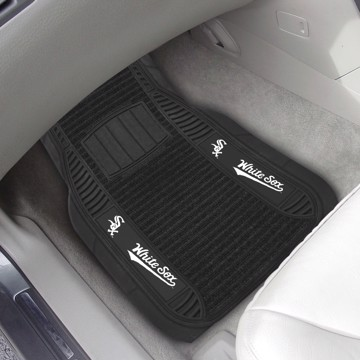 Picture of MLB - Chicago White Sox Deluxe Car Mat Set