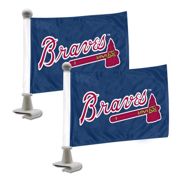 Picture of MLB - Atlanta Braves Ambassador Flags