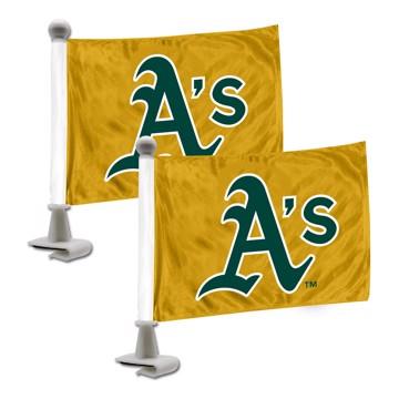 Picture of MLB - Oakland Athletics Ambassador Flags