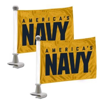 Picture of U.S. Navy Ambassador Flags