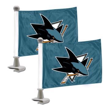 Picture of NHL - San Jose Sharks Ambassador Flags