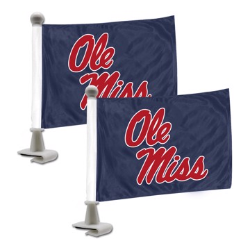 Picture of Ole Miss Ambassador Flags