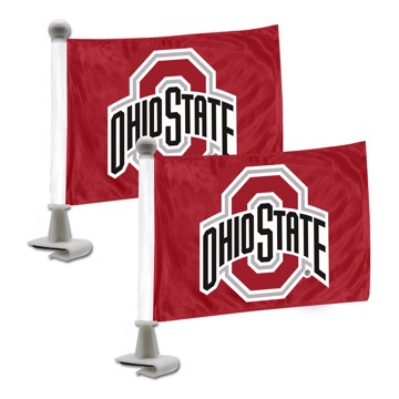 Picture of Ohio State Ambassador Flags