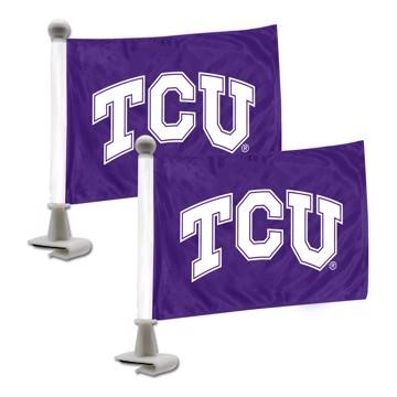 Picture of TCU Ambassador Flags