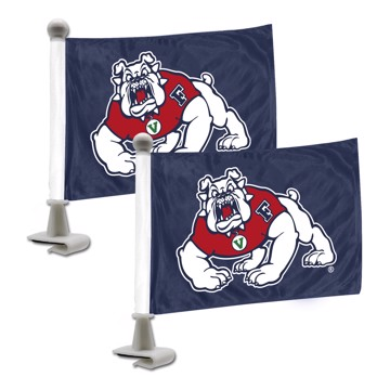 Picture of Fresno State Ambassador Flags