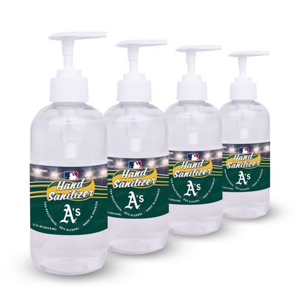 Picture of Oakland Athletics 12 oz. Hand Sanitizer