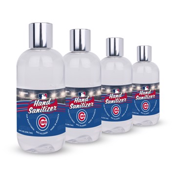 Picture of Chicago Cubs 8 oz. Hand Sanitizer