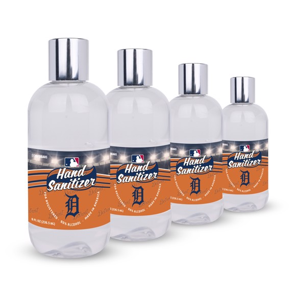 Picture of Detroit Tigers 8 oz. Hand Sanitizer