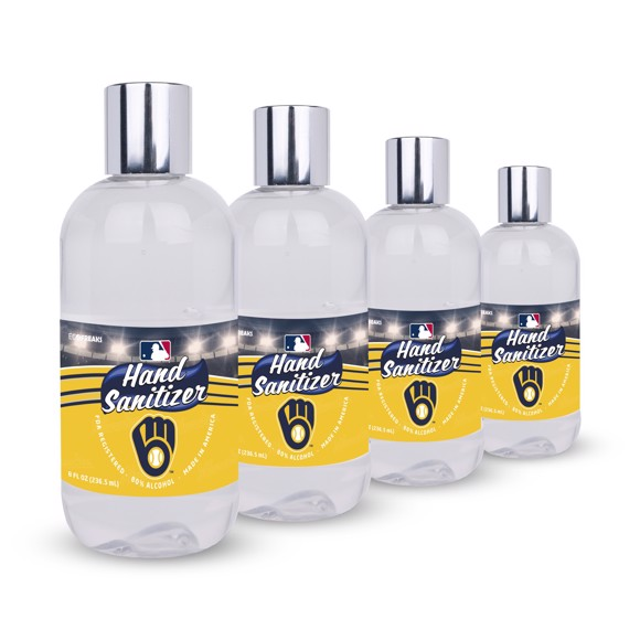 Picture of Milwaukee Brewers 8 oz. Hand Sanitizer