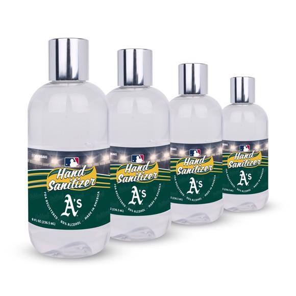 Picture of Oakland Athletics 8 oz. Hand Sanitizer