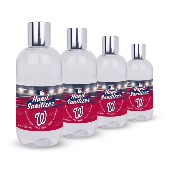 Picture of Washington Nationals 8 oz. Hand Sanitizer
